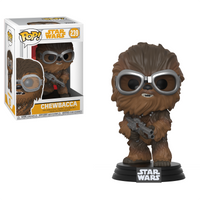 Star Wars #0240 Chewbacca - Solo