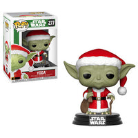 Star Wars #0277 Yoda (Santa) - Holidays