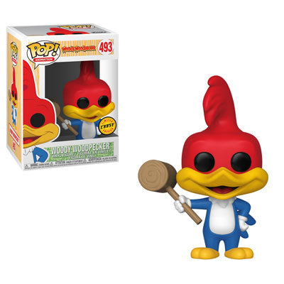 Animation #0493 Woody Woodpecker w/Hammer (Chase)