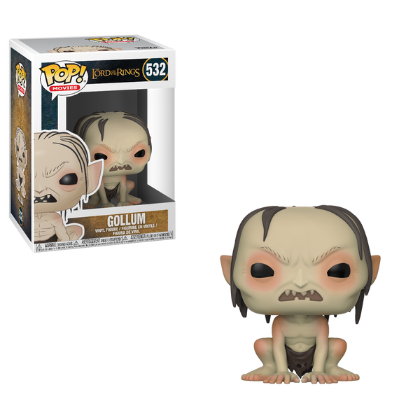 Movies #0532 Gollum - The Lord of the Rings