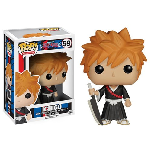 Animation #0059 Ichigo - Bleach