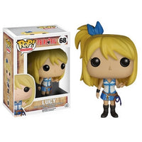 Animation #0068 Lucy - Fairy Tail