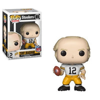 NFL #085 Terry Bradshaw (White Jersey) - Pittsburgh Steelers