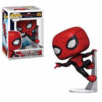 Marvel #0470 Spider-Man (Upgraded Suit) - Spider-Man: Far From Home