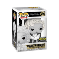 Icons #024 Marilyn Monroe (Black & White)