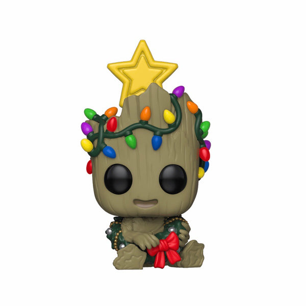 Marvel #0530 Groot (Holiday)