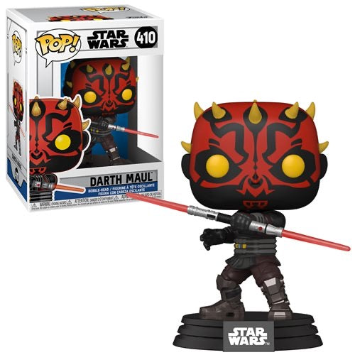 PREORDER • Star Wars #410 Darth Maul - Clone Wars