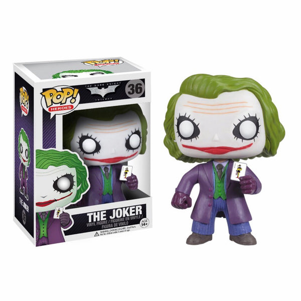 DC Heroes #036 The Joker - The Dark Knight Trilogy