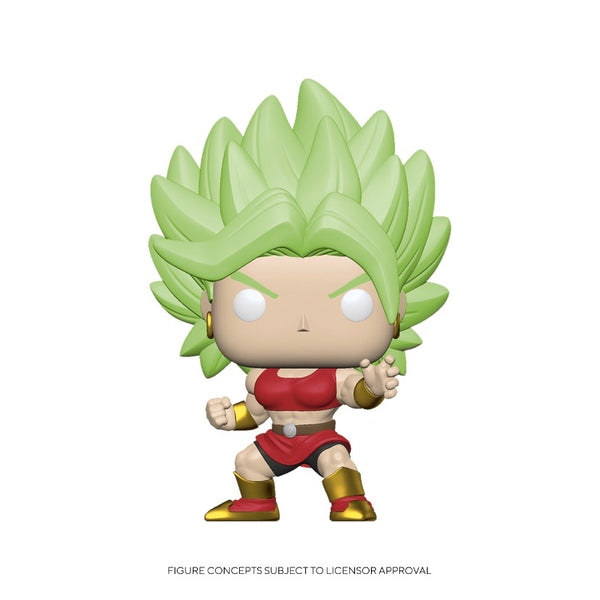 Animation #0815 Super Saiyan Kale - Dragonball Super