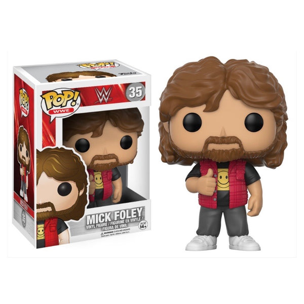 WWE #035 Mick Foley