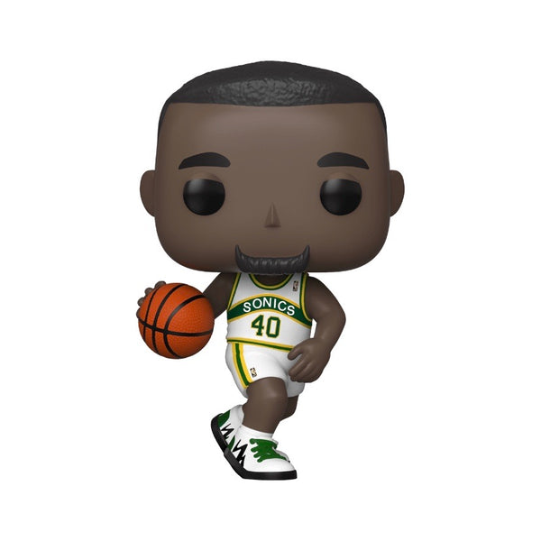 Basketball #079 Shawn Kemp - Seattle Sonics