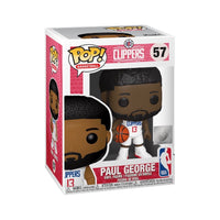 Basketball #057 Paul George - Los Angeles Clippers