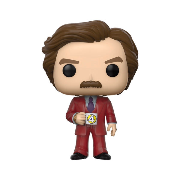 Movies #0948 Ron Burgundy - Anchorman