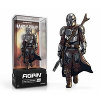 FiGPiN #508 The Mandalorian