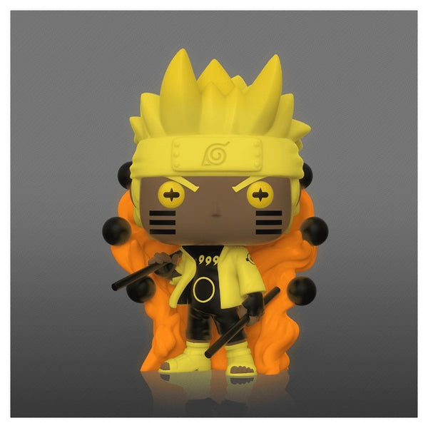 Animation #0932 Naruto Six Path Sage (GITD) - Specialty Series Exclusive
