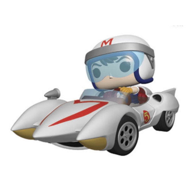 POP! Rides #075 Speed Racer w/Mach 5