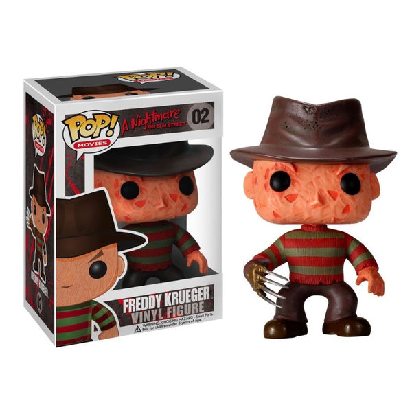 Movies #0002 Freddy Krueger - A Nightmare on Elm Street