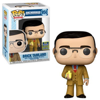 Movies #0950 Brick Tamland - Anchorman