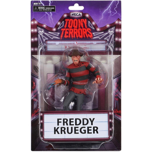Toony Terrors : Freddy Krueger - A Nightmare on Elm Street