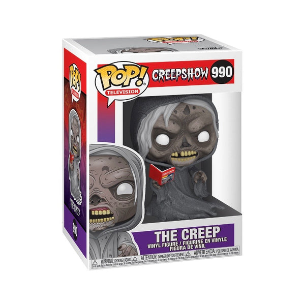 Television #0990 The Creep - Creepshow