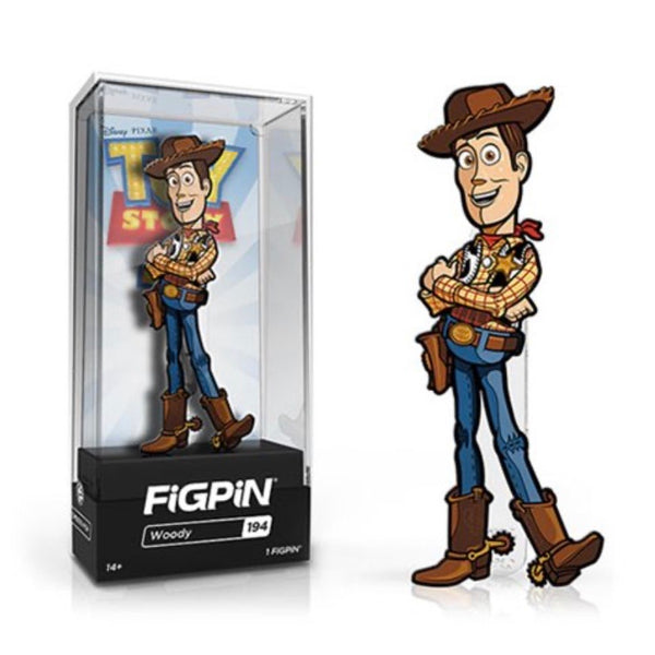 FiGPiN #194 Woody - Toy Story 4