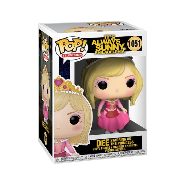 Television #1051 Dee as The Princess - Its Always Sunny in Philadelphia