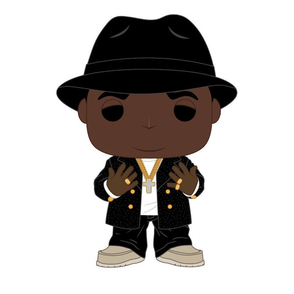 Rocks #152 - Notorious B.I.G. (Fedora)