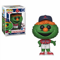 MLB Mascots #007 Wally the Green Monster - Boston Red Sox