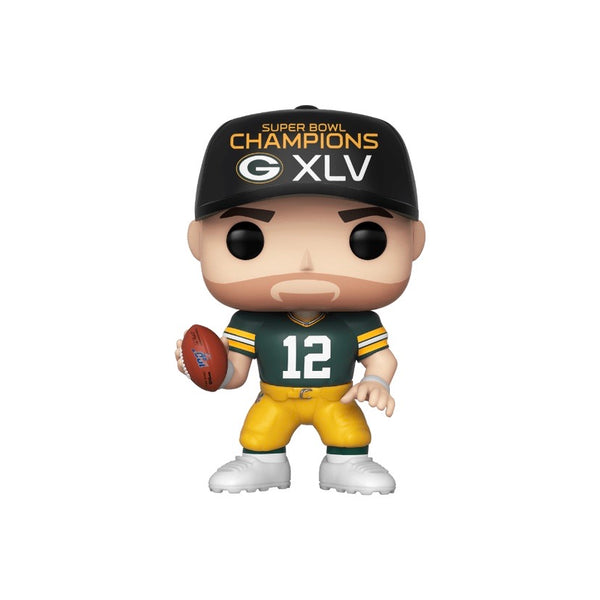 NFL #043 Aaron Rodgers - Green Bay Packers (Super Bowl XLV)