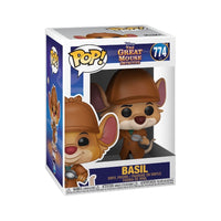 Disney #0774 Basil - The Great Mouse Detective