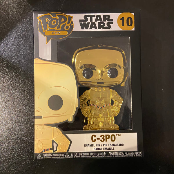 POP! Pin Star Wars #10 C-3PO