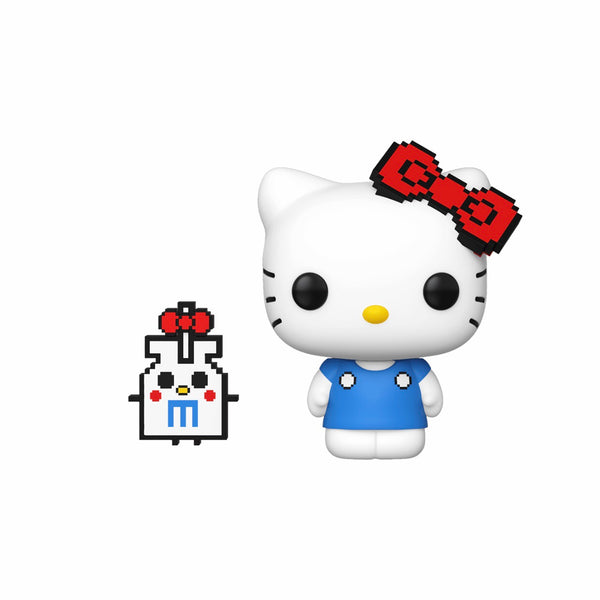 Sanrio #031 Hello Kitty (8-Bit)