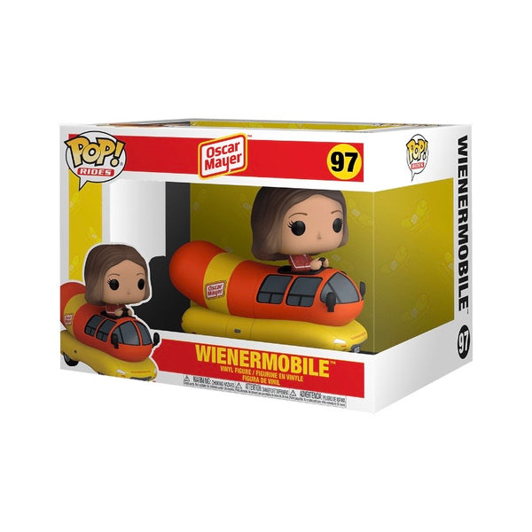 POP! Rides #097 Oscar Mayer Wienermobile