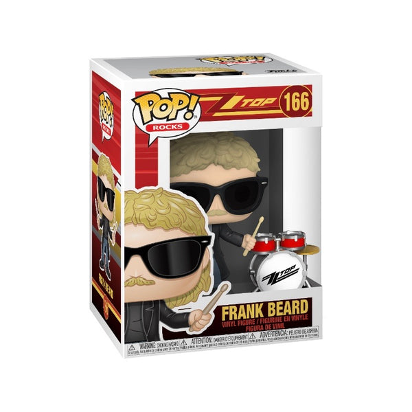 Rocks #166 Frank Beard - ZZ Top