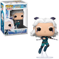 Animation #0751 Rayla - Dragon Prince