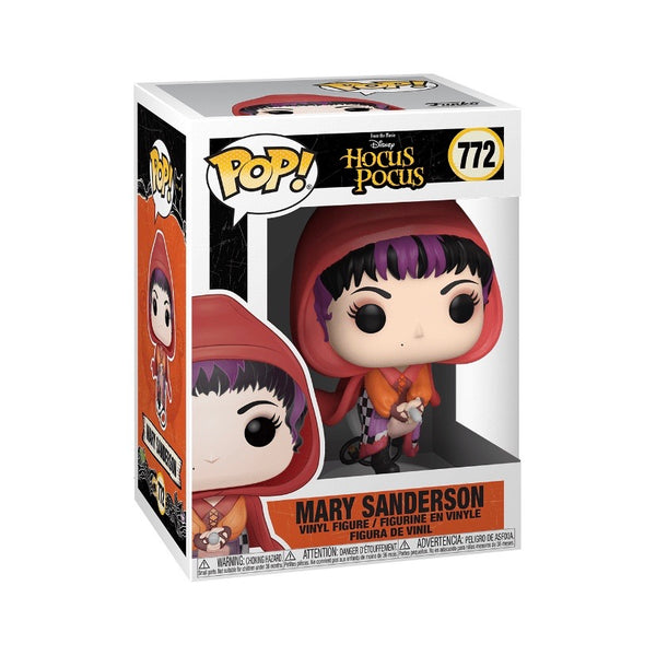Disney #0772 Mary Sanderson (Flying) - Hocus Pocus