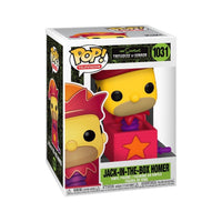 Television #1031 Jack-in-the-Box Homer - The Simpsons