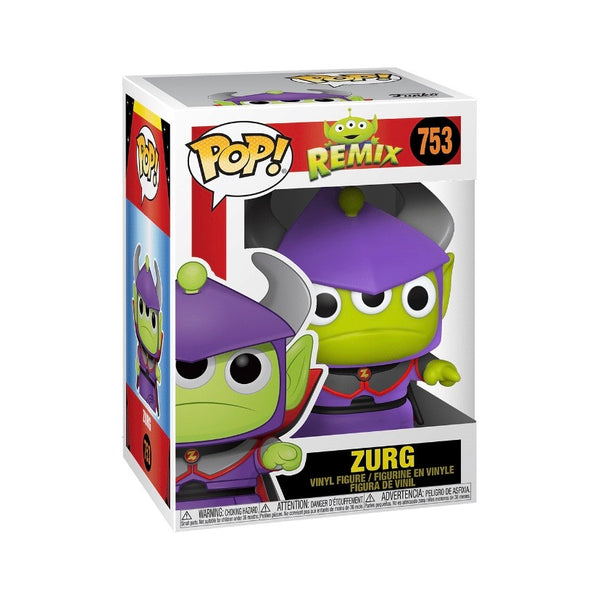 Disney #0753 Zurg - Pixar Alien Remix