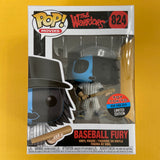 Movies #0824 Baseball Fury (Blue/Black Face) - The Warriors