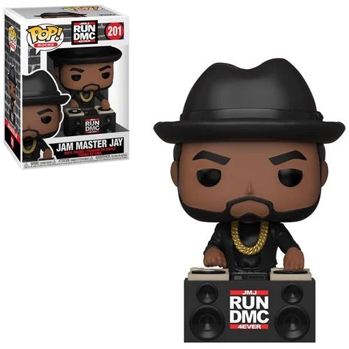 Rocks #201 Jam Master Jay - RUN DMC