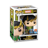 Marvel : Loki FCBD Summer Retail Box