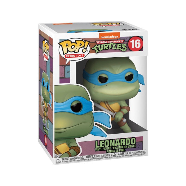PREORDER • Retro Toys #016 Leonardo - Teenage Mutant Ninja Turtles