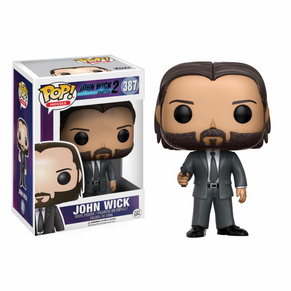 Movies #0387 John Wick (Chapter 2)