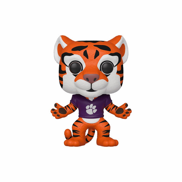 College Mascots #002 The Tiger - Clemson