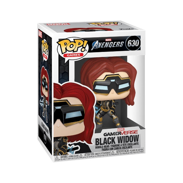 Games #0630 Black Widow - Marvel: Avengers