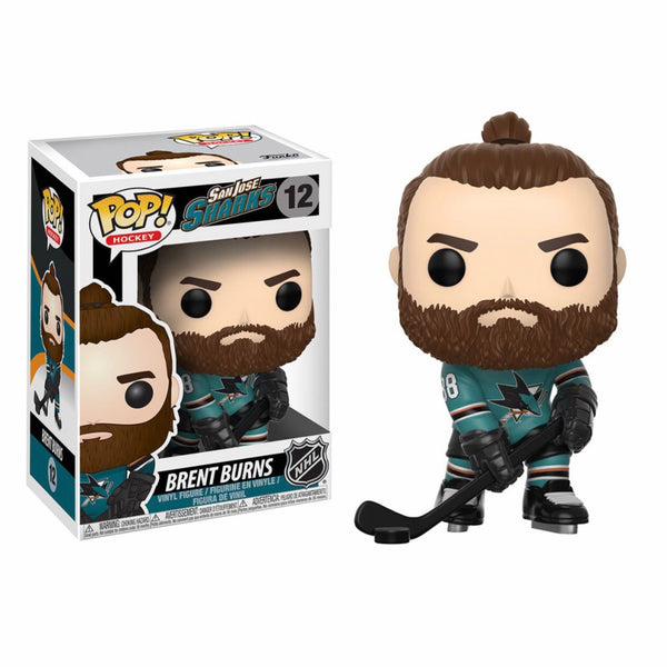 NHL #012 Brent Burns - San Jose Sharks