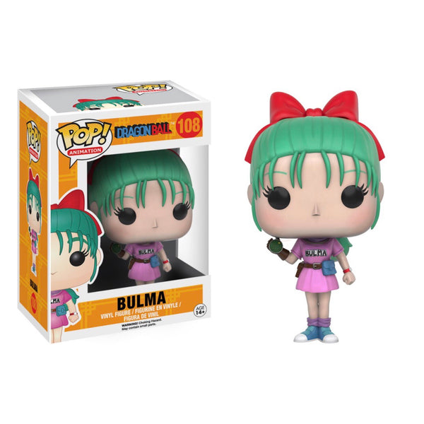 Animation #0108 Bulma - Dragonball