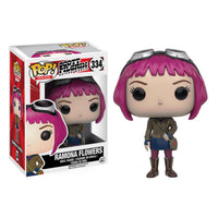 Movies #0334 Ramona Flowers - Scott Pilgrim vs. The World