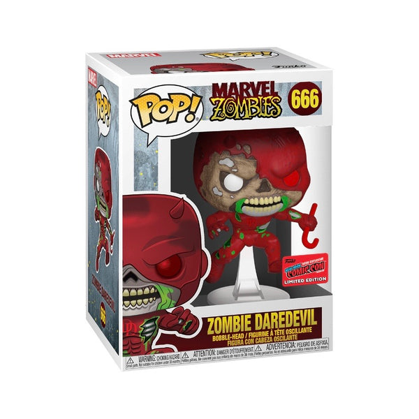 Marvel #0666 Zombie Daredevil - Marvel Zombies