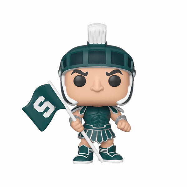 College Mascots #004 Sparty - Michigan State